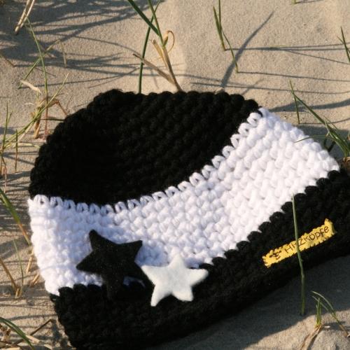 Star Black/White